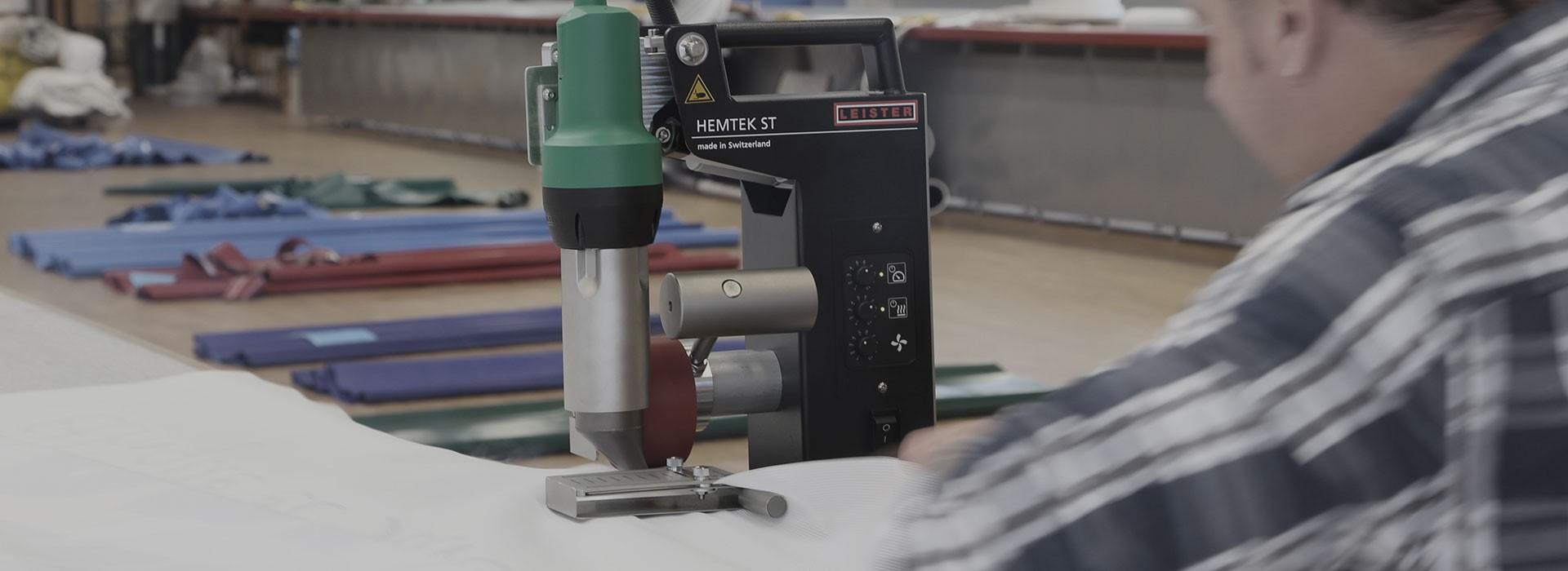 Sapelmeca Leister Soudage textile & bache